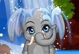 لعبة مغامرات الفيل المضحك