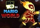 العاب بن تن الصغير في عالم ماريو