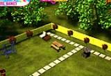 لعبة ترتيب ديكور مزرعة المنزل
