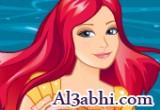 العاب باربي عروسة البحر
