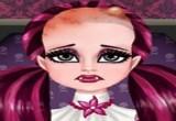 العاب زراعة شعر لفتاة الوحش