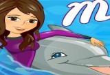 العاب فرايف-لعبة تدريب الدولفين