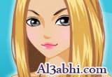 العاب صالون قص شعر المشاهير