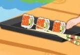 العاب طبخ السوشي الياباني