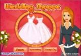 لعبة محل بيع فساتين للعرائس