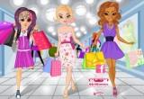 لعبة تسوق بنات هاي
