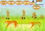 لعبة انقاذ النمور
