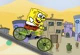 لعبة دراجة سبونج بوب BMX