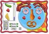 لعبة تصميم الوجه بالطعام