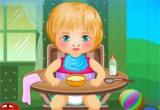 لعبة رعاية الطفل الجميل