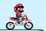 لعبة دراجة  سوبر ماريو