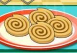 لعبة طبخ سويسرول القرفة