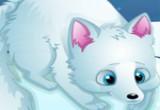 لعبة مغامرات الثعلب في الجليد