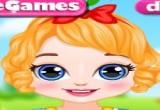 لعبة الطفلة ميرا في الحمام