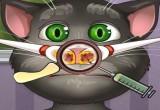 العاب علاج انف القط المتكلم