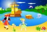 لعبة تزيين شاطىء نيفرلاند الممتع