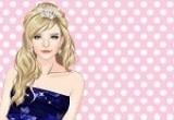 لعبة تلبيس الفنانة الشهورة فستان الفرح