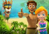 لعبة مغامرات جزيرة الناجين