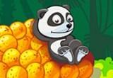 لعبة دب الباندا والبرتقال