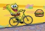 دراجة سبونج بوب الهوائية