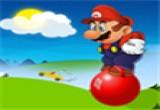 العاب ماريو والكرة الشقية