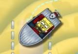 لعبة تلبيق قارب سبونج بوب