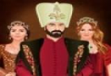 لعبة حريم السلطان الجميلة