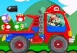 لعبة شاحنة سوبر ماريو الجميلة
