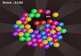 لعبة البالونات الملونة