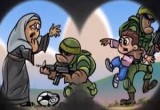 لعبة تحرير غزة مان
