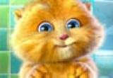 لعبة القط الناطق توم الزنجبيل المضحك