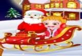 لعبة حلم بيبي هازل في الميلاد