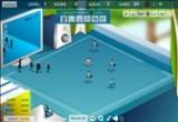 لعبة هجوم الفيروسات على الكمبيوتر