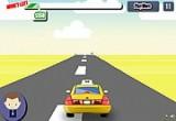 لعبة سائق سيارة اجرة
