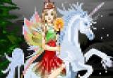 لعبة الأميرة و الحصان