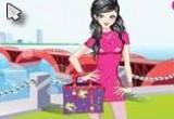 لعبة تلبيس البنت المسافرة