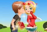 لعبة تلبيس الولد والبنت