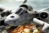 لعبة طائرات حربية