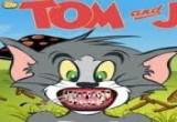 لعبة طبيب اسنان توم وجيري
