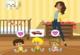 لعبة مربية الاطفال الجميلة