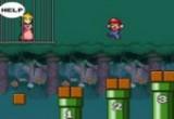لعبة مغامرات ماريو انقاذ الاميرة