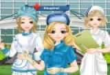 العاب تلبيس ممرضات