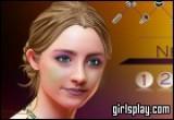لعبة ميكياج فتاة حقيقية