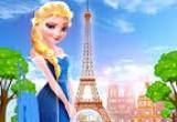 لعبة إلسا تذهب إلى باريس