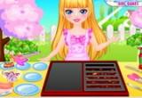 لعبة طبخ بنات في الصيف
