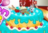 لعبة احتفال طبخ الكعك 2