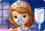 العاب اجراء عملية جراحية للاميرة صوفيا