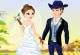 العاب تلبيس باربي وعريسها
