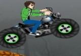 لعبة دراجة بن تن الجديدة