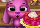 العاب توتو شيف الكيكة في المطعم